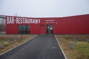 restaurant maine eco park