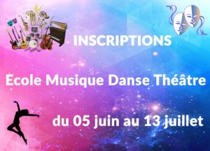INSCRIPTIONS EMDT