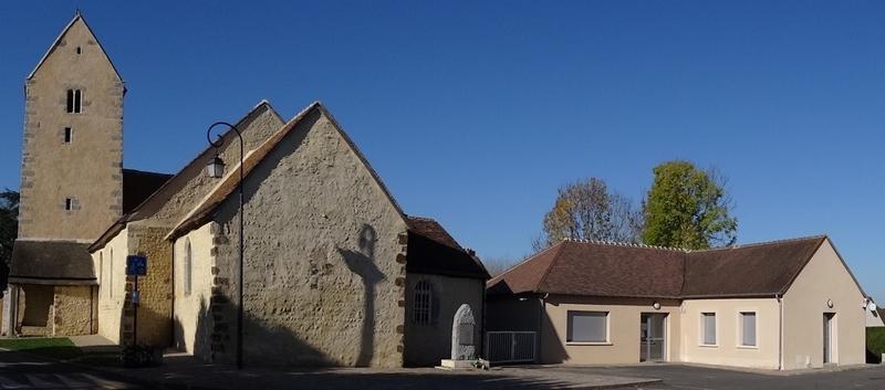 mairie berus